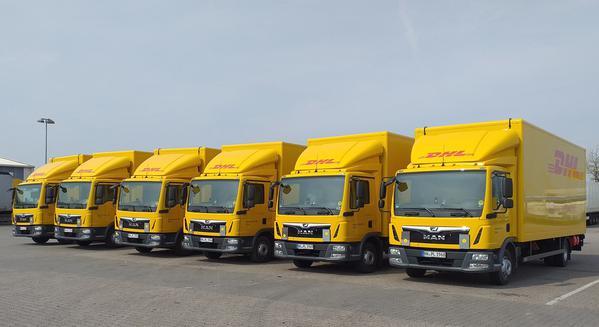 Deutsche Post Bleibt Logistikpartner Des Dfb